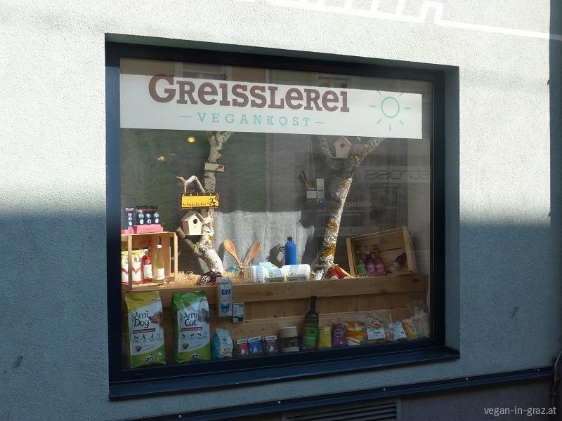 Greisslerei Vegankost Graz