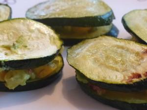 Schiefer-turm-Zucchini