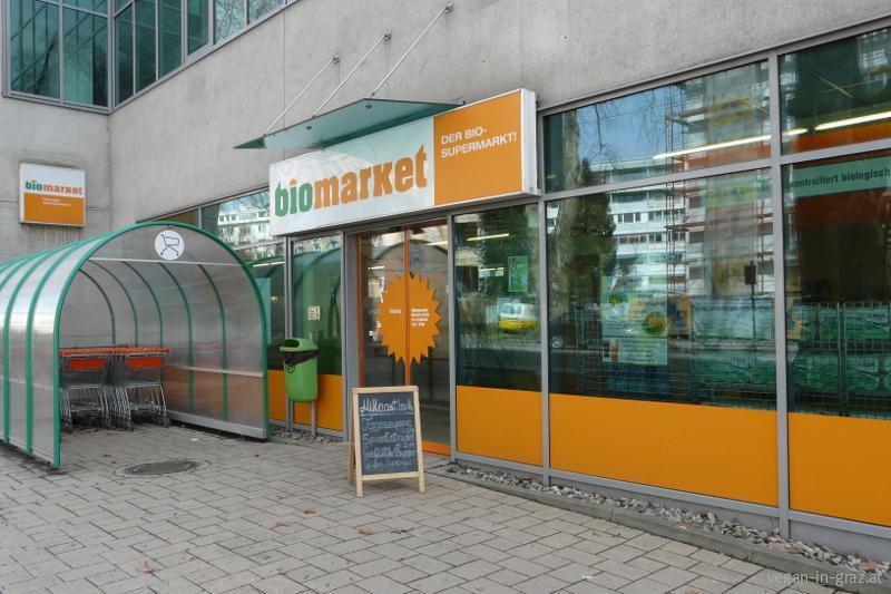 Bio Supermarkt Graz
