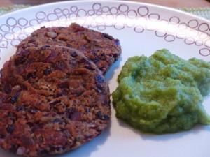 bohnen-bulettten-zucchini-dip