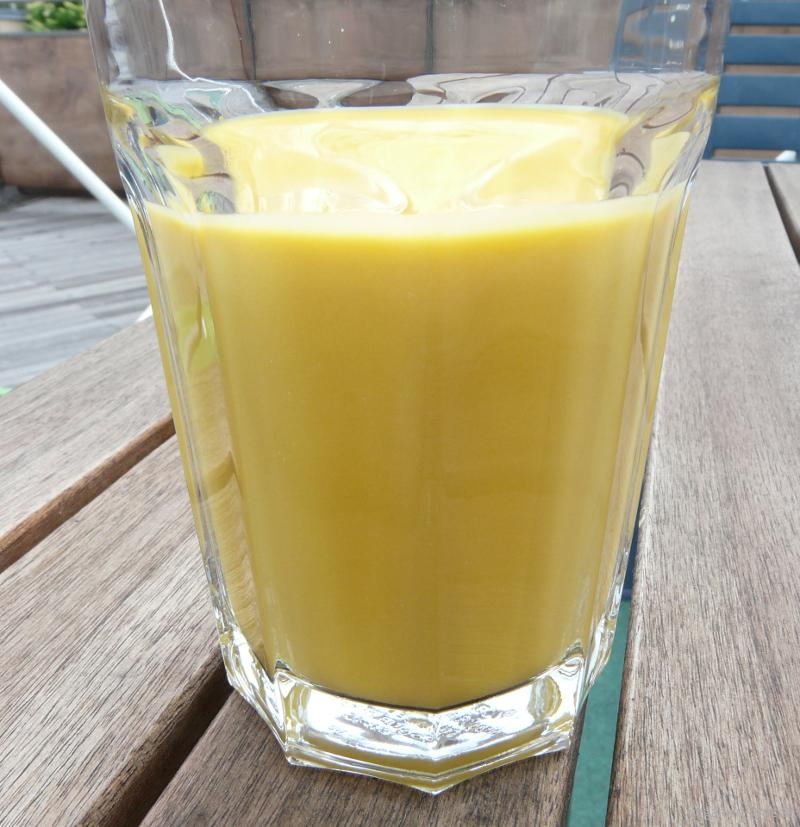 Mango-Lassi selbstgemacht