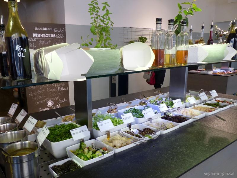 Vegan In Graz Mangolds Graz Innen