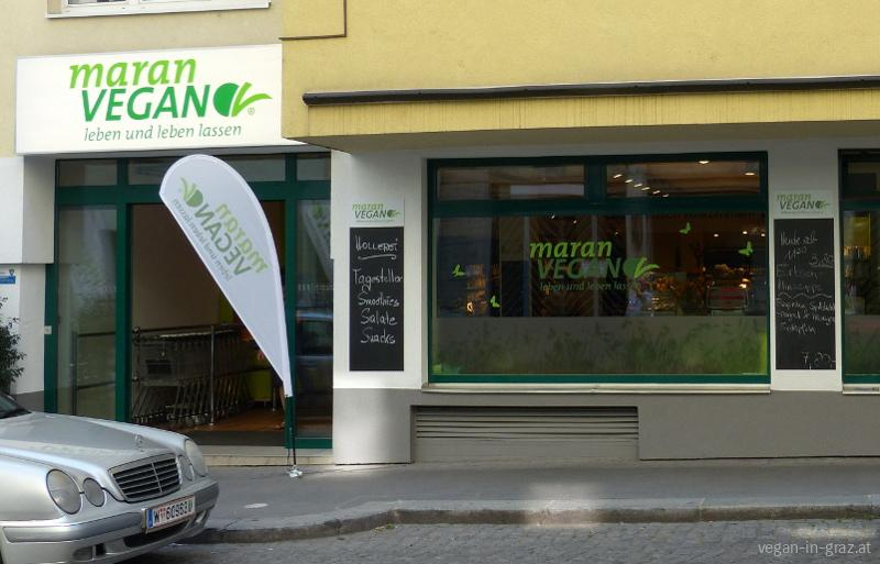 Maran Vegan Supermar