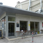 Postgarage Cafe Graz Vegan