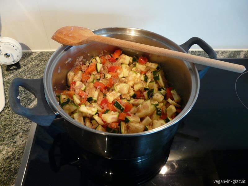 Rezept für einfache Suppe