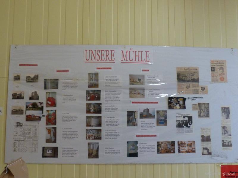 Rosenfellner Mühle Geschichte