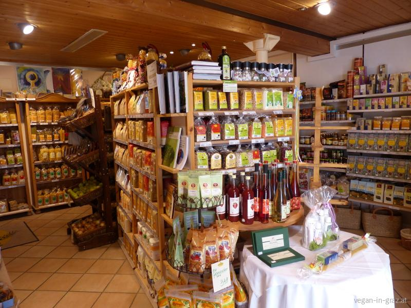 Rosenfellner Mühle Shop