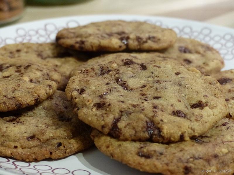 schoko-cookies-vegan