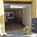 Tischlein deck dich Schmiedgasse Graz