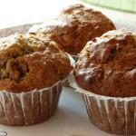 Bananen-Schokolade-Muffins